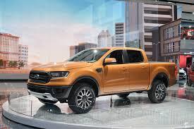 100 Ford Mid Size Truck 2019 Ranger Marks S Return To Midsize Pickup Market