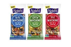 snack bar cuisine pepsico launches fruit nut and veggie bars in 30 years