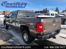 100 2007 Chevy Truck For Sale Used Chevrolet Silverado 2500HD For In Lewistown MT 59457
