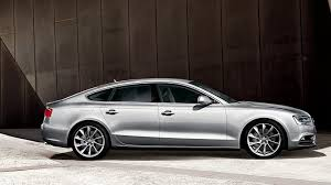 The new A5 Sportback Audi Ireland