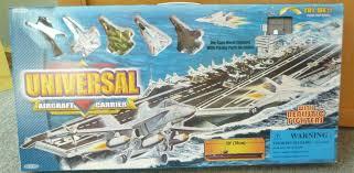 porte avions sonique avec avions de combat métal 7 jeu de