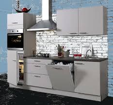 einbauküche malmö 21 kaschmir küchenzeile 250 cm ohne geräte