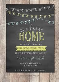 Housewarming Party Invitation Printable