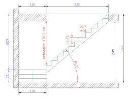 un palier d escalier hauteur marche d escalier photos de conception de maison