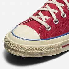 159567C 688 Converse Chuck 70 Vintage Canvas High Top Mens ShoeRed