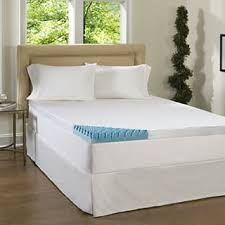 King Size Memory Foam Mattress Toppers For Less