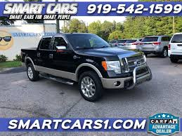 Listing ALL Cars | 2010 FORD F-150 KING RANCH