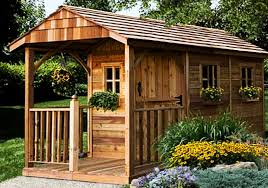 Backyard Sheds Jacksonville Fl by Cedar Shed Kits For Sale U2013 Outdoor Living Today