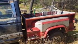 100 Ford Truck Beds Ultrarare Ranger Shadow Bed Emerges On Craigslist Fox News