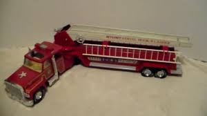 Nylint Aerial Hook And Latter Fire Truck - YouTube Vintage Tootsie Toy Fire Trucks Country Tazures Toys Pickup Trucks Lot 9 Vtg 1970s Diecast Plastic Jeep Uhaul Panel Otsietoy Red Hook And Ladder Truck Facing Front Right Otsietoy Aerial With Extension 1940s Tootsietoy 236 Lofty Antique Water Tower 1920s 4 Color Version Hubley Ladders From The 1930s For Sale Pending Prewar Tootsietoys Article By Clint Seeley