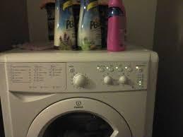 lave linge tous les voyants allumés sur mon lave linge indésit