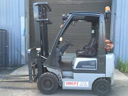 Nissan UD02-A15PQ Forklift Truck Used Forklift Truck For Sale ...