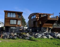 104 Contemporary Cedar Siding Western Red Country Lumber