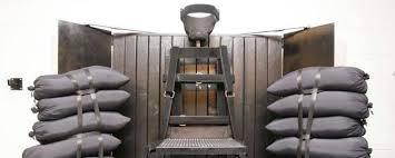 chambre à gaz états unis peine de mort aux etats unis l utah réintroduit le peloton d