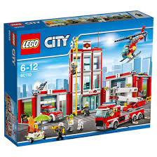 LEGO® CITY Fire Station 60110 | Target Australia