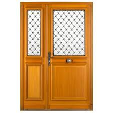porte entree vantaux porte d entrée bois boissière pasquet menuiseries