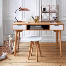 bureau de tendances bureau vintage pour une décoration rétro taaora mode