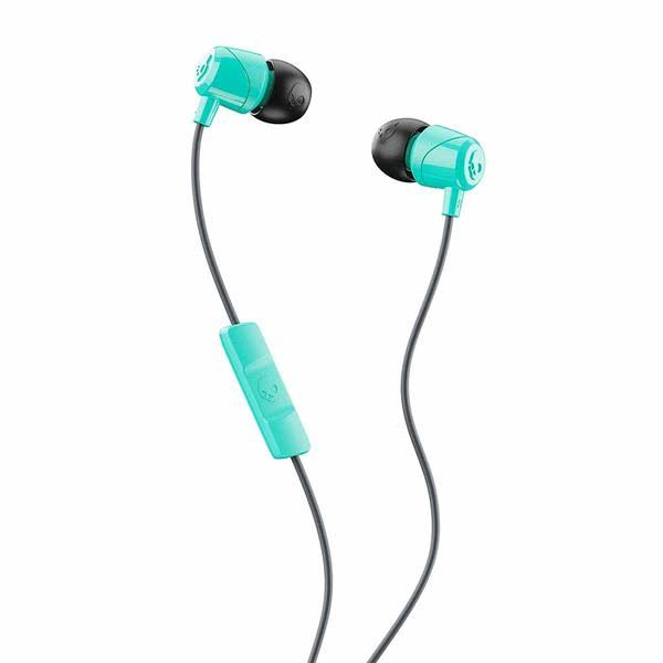 Skullcandy S2DUY-L675 Jib In-Ear Earbuds - with Microphone, Miami