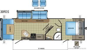 Jayco Designer Fifth Wheel Floor Plans by 2017 Jayco White Hawk 30rds 25 Kuhl U0027s Trailer Sales In Ingraham