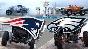 100 Truck Tug Of War Eagles Of Patriots S Gone Wild Tugofwar Predicts Super Bowl