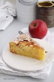 apfelkuchen mit marzipan und zucker zimt kruste schnell
