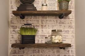 35 DIY Bathroom Shelf Ideas From Wood Pallets - Elonahome.com Small Space Bathroom Storage Ideas Diy Network Blog Made Remade 15 Stunning Builtin Shelf For A Super Organized Home Towel Appealing 29 Neat Wired Closet 50 That Increase Perception Shelves To Your 12 Design Including Shelving In Shower Organization You Need To Try Asap Architectural Digest Eaging Wall Hung Units Rustic Are Just As Charming 20 Best How Organize Tiny Doors Combo Linen Cabinet