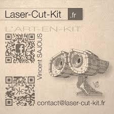 19 best laser cut kit l art en kit images on pinterest laser