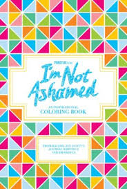Im Not Ashamed Coloring Book Journal