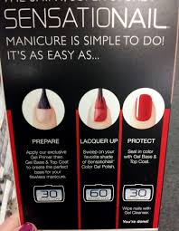 Sensationail Led Lamp Walmart by Spotted At Cvs Nailene Sensationail Gel Nail Polish Kits The