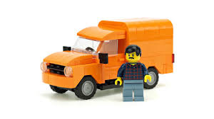 LEGO Orange Van. MOC Building Instructions - YouTube Lego Toy Story 7598 Pizza Planet Truck Rescue Matnito 333 Delivery From 1967 Vintage Set Review Youtube Ace Swan Blog Lego Moc The Worlds Most Recently Posted Photos Of Delivery And Lego Yes We Have No Banas New Elementary A Blog Parts Custom Fedex Truck Building Itructions This Cargo City 60175 Mountain River Heist Ideas Product Dan The Pixar Fan 2 Vip Home Service City Legos