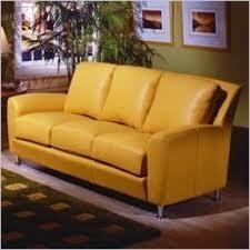 inspirational yellow leather sofa luxury yellow leather sofa 60