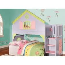 Diva Upholstered Twin Bed Pink by Pink Kids U0027 U0026 Toddler Furniture For Less Overstock Com