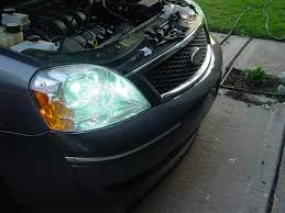 headlight bulb change ford taurus forum