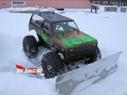 100 Rc Truck With Plow RC Snow Service Big Squid RC RC Car And News