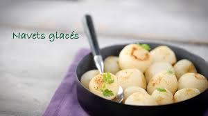 cuisiner des navets recette de petits navets glacés