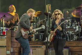 Tedeschi Trucks Band Exceeds Expectations At Artpark | Night And Day ...