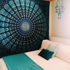 First Class Mandala Wall Decor Elephant Decorations Decal Tapestry Hippie Tapestries Bohemian