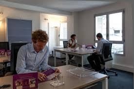shared office bureau partagé 3 à 4 postes choose work