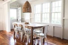 Farmhouse Chic Decor Rustic Dining Room Living Ideas