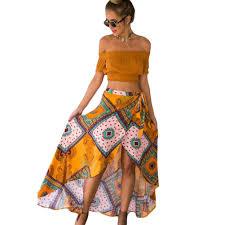 popular asymmetrical maxi skirt buy cheap asymmetrical maxi skirt