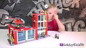 Lego Fire Station With Firetruck Toy Review With HobbyFrog – Kids ... Lego Police Car Fire Truck Cartoon About Game My 60110 City Station Cstruction Toy Ireland Home Legocom Us Playing With Bricks Custom A Video Update Lego Fireman Firetruck Cartoons For Monster 60180 Big W 60004 Building Sets Amazon Canada 60002 Amazoncouk Toys Games Totobricks 6911 Creator 3 In 1 Mini Archives The Brothers Brick Undcover Walkthrough Chapter 10 Guide Jungle Exploration Site 60161 Kmart