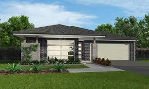 100 Home Contemporary Design The Aston New House Plans Canberra McDonald Jones S