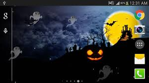Live Halloween Wallpapers For Desktop by Halloween Live Wallpaper Hd Android Apps On Google Play