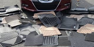 Cute Car Floor Mats by Incredible 14 Best Rubber Floor Mats Of 2017 Rubber Auto Floor