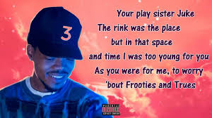 Chance The Rapper Juke Jam Ft Justin Bieber Towkio Lyrics