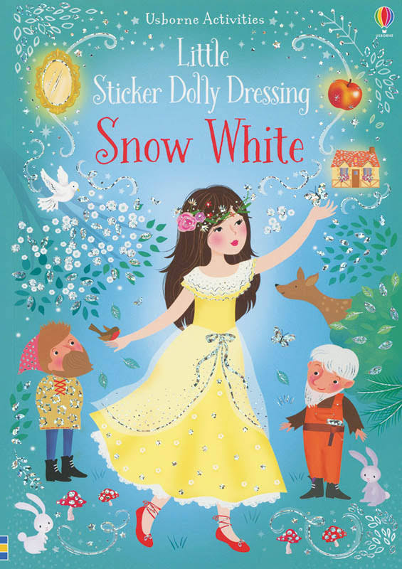 Little Sticker Dolly Dressing Snow White [Book]