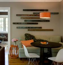 Wall Art Ideas For Living Room Reclaimed Wood Diy Home Decor