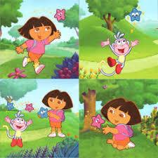 Dora The Explorer Kitchen Set by Dora The Explorer