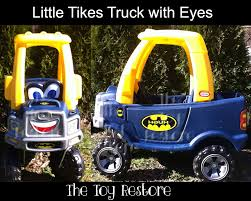 Little Tikes Cozy Truck With Eyes A Quick Reference For Restoration ... Little Tikes Easy Rider Truck Zulily 2in1 Food Kitchen From Mga Eertainment Youtube Replacement Grill Decal Pickup Cozy Fix Repair Isuzu Dump For Sale In Illinois As Well 2 Ton With Tri Axle Combo Dirt Diggers Blue Toysrus 3in1 Rideon Walmartcom Latest Toys Products Enjoy Huge Discounts