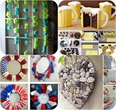 DIY Crafts For Room Decor To Jazz Up Your Updated Interior Craft Ideas